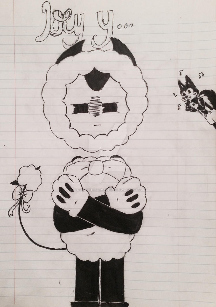 Bendy and Boris in: Sheep's song by BendyantheSinMachine ...