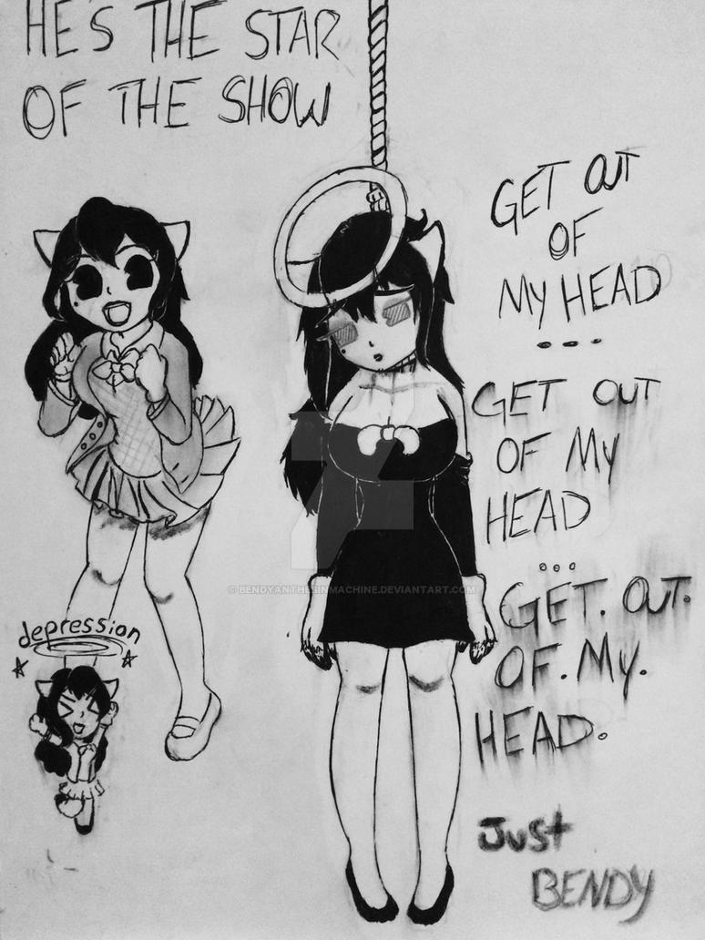 You left her hanging by BendyantheSinMachine
