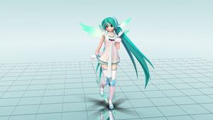 DTE Angel Miku Almost Finished