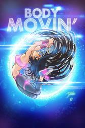 BODY MOVIN' #02 Oceanna by ledavebernard