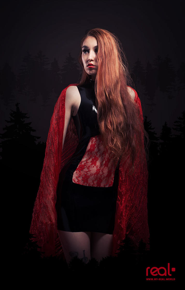 Red Riding Hood by PatrickRichter