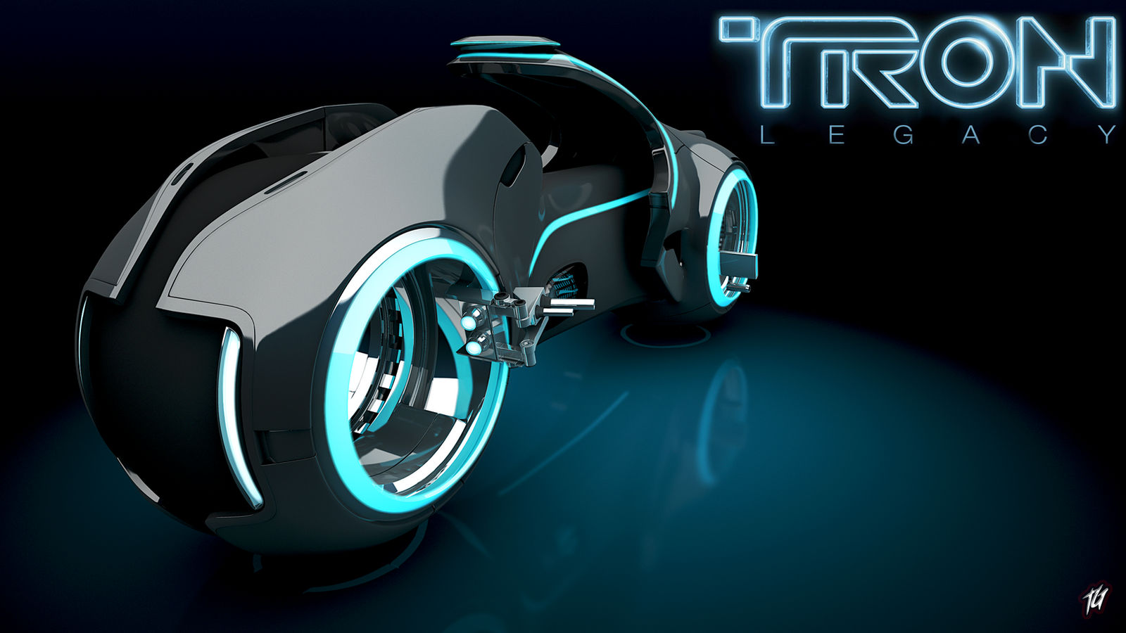 Tron Legacy Light Cycle By Stupify61 On Deviantart