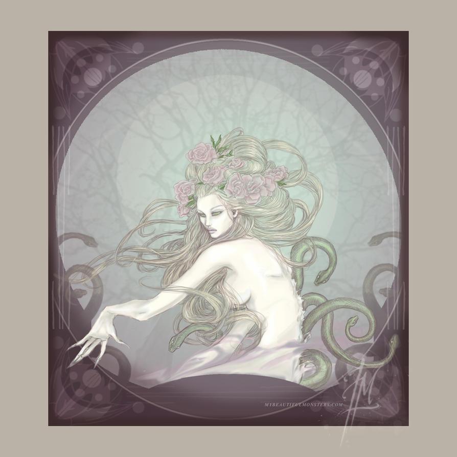 Serpent Spirit by MyBeautifulMonsters