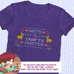 Gravity Falls Contest- Arts and Crafts Master