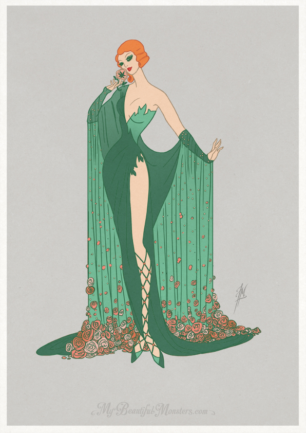 Art Deco - Poison Ivy