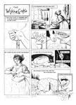 The Wishing Cake - Short Comic Folktale by MyBeautifulMonsters