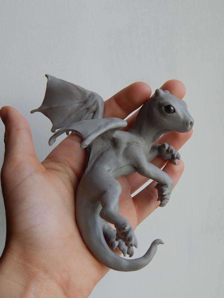 Newborn dragon v2 by RedPersik