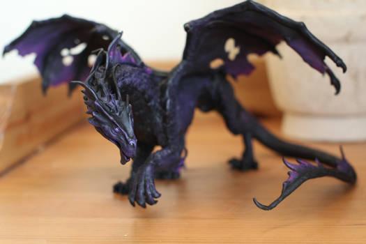 [WIP] [COMISSION] Shadow Dragon