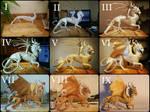 Kirin Dragon - the whole process step by step