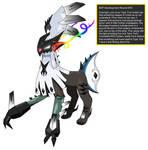 Silvally: Necrozma Armor (Reddit Contest Entry)