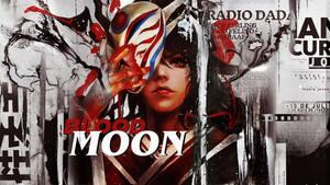 Blood Moon - Wallpaper