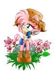 .::Amy Rose.:_Garden:.