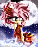 Amy's Silent Night