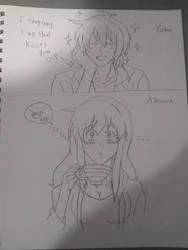 Yuma likes Adeana :D