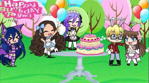 Happy Birthday Yuna!!