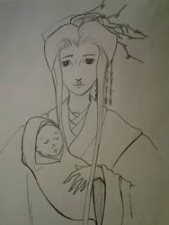 Empress by NanopanoGusano