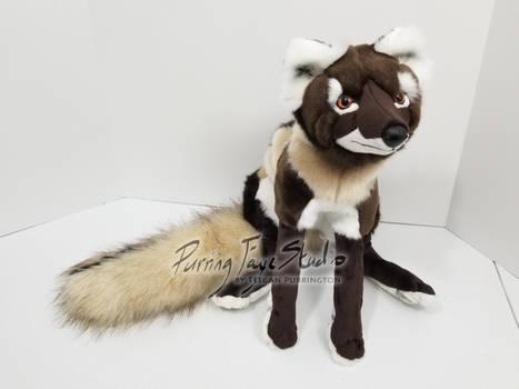 Curious Summer Arctic Fox