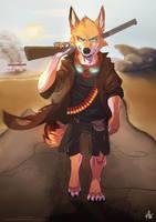 Survivor by PandashK
