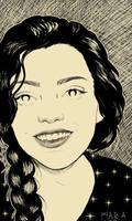 Portrait by kronikinocnejzmory