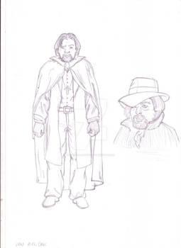 Van Helsing - Sketch