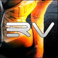 Lighting Orange Avatar by v4l3n71n