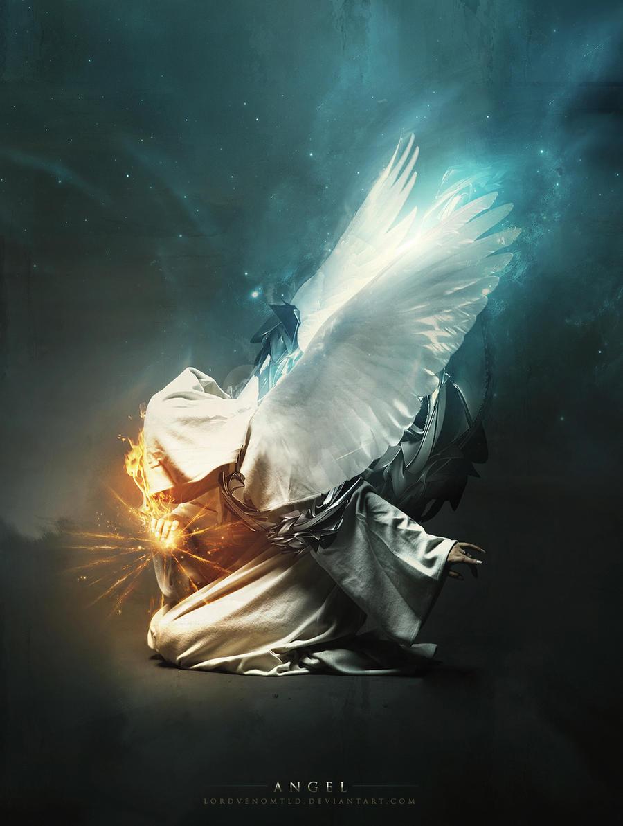 Angel by LordVenomTLD