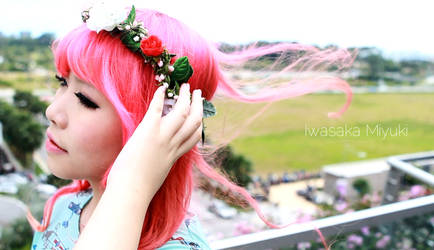 Flower Wrealth Miyuki v.2