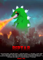 REPTAR movie poster by ERIC-ARTS-inc
