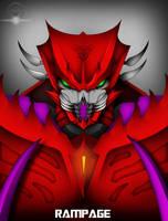 RAMPAGE concept art Beast Wars 2017