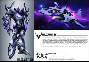 LORD HOLOCAUST 3.0 by ERIC-ARTS-inc