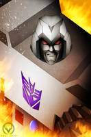 ALL HAIL MEGATRON by ERIC-ARTS-inc