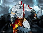 KRATOS: THE GHOST OF SPARTA