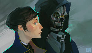 Corvo and Emily