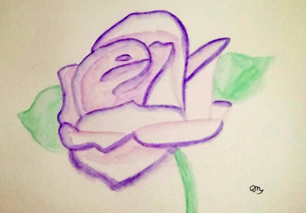 Rose by mangagurl712
