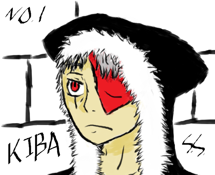 Quick Digital Sketch - Kiba by ShadowSketchist