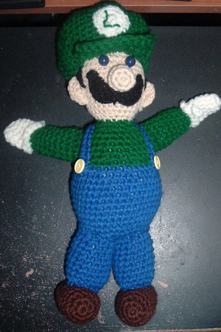 Super Mario Luigi by Nanettew9