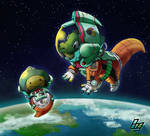 Space Tsuchinoko