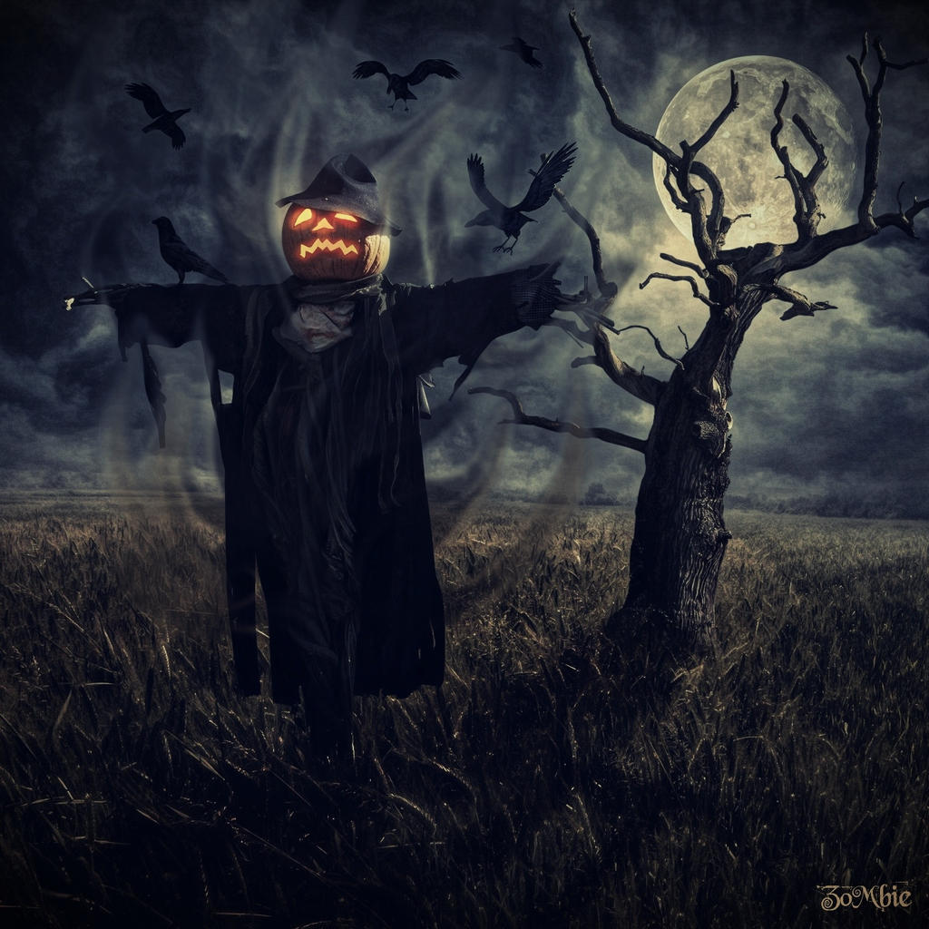 Scarecrow by djz0mb13 on DeviantArt