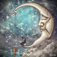 Moon by djz0mb13