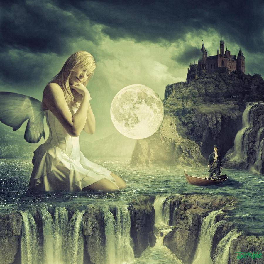 Moon Dance by djz0mb13