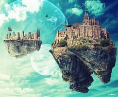 Islands by djz0mb13