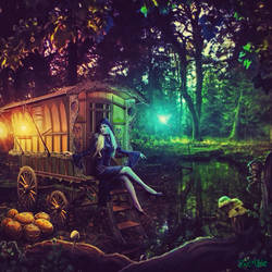 The Wagon by djz0mb13