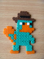 Perry the Platypus by DisasterExe