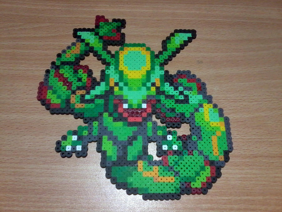 Rayquaza By DisasterExe ...