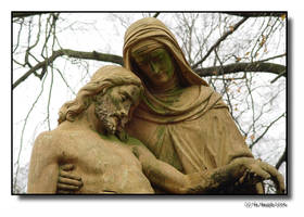 Poor dead Jesus by theMuspilli