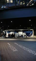 Munic long distance bus station 2