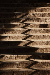 Assisi 2012 zig zag Stairs by theMuspilli