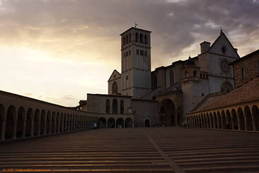 Assisi 2012 St Francesco by theMuspilli