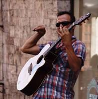 Umbria Jazz 2012 - Street Musicians by theMuspilli