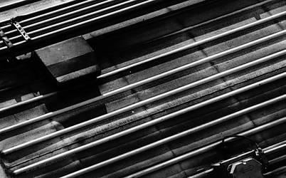 Train roof 0664
